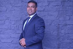 Delwyn Pillay, estate agent